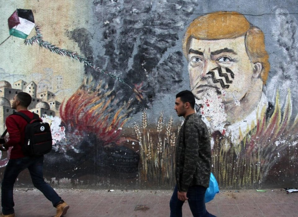 A Palestinian perspective on the U.S. election