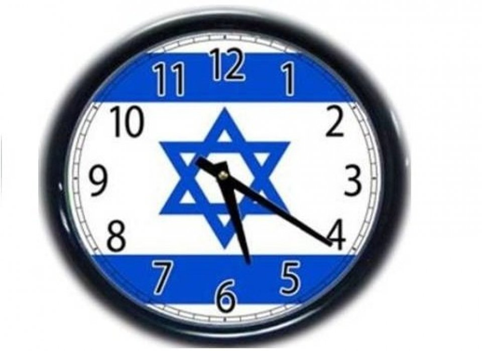 Time's Up Israel