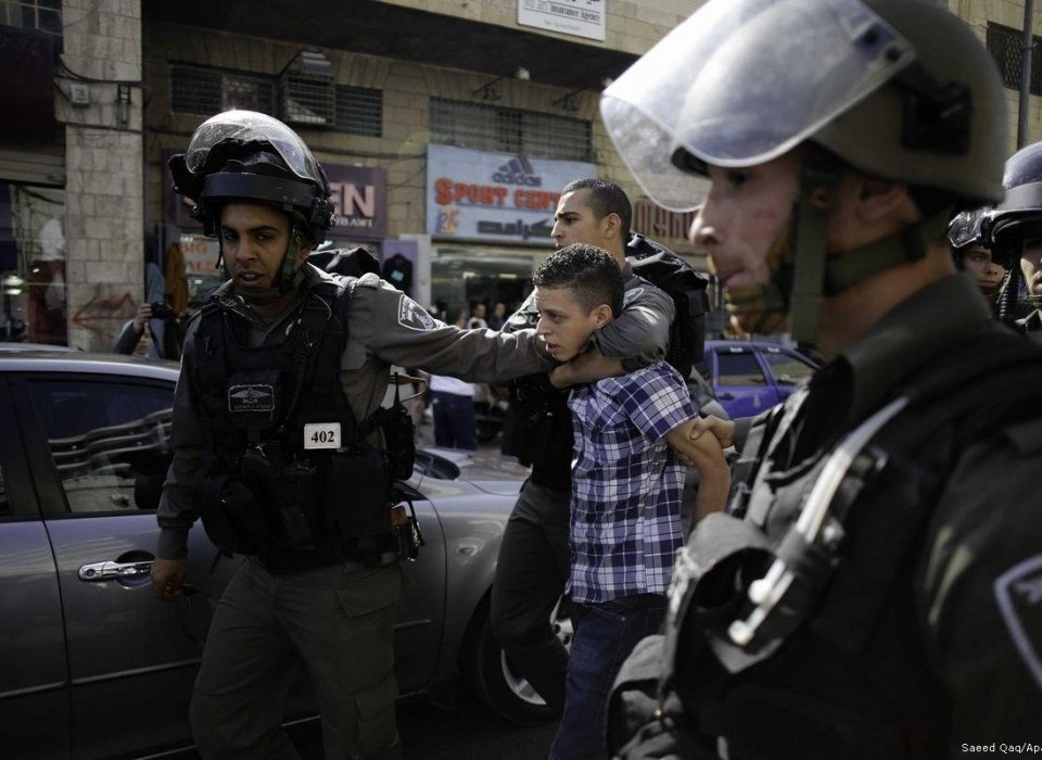 Report: Israel imposes $100,000 fines on Palestinian children