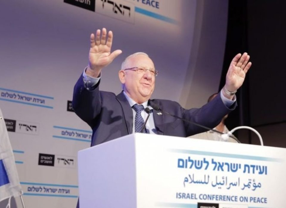 Rivlin: Decision on Israel's Future Looms - and It May Tear Us Apart