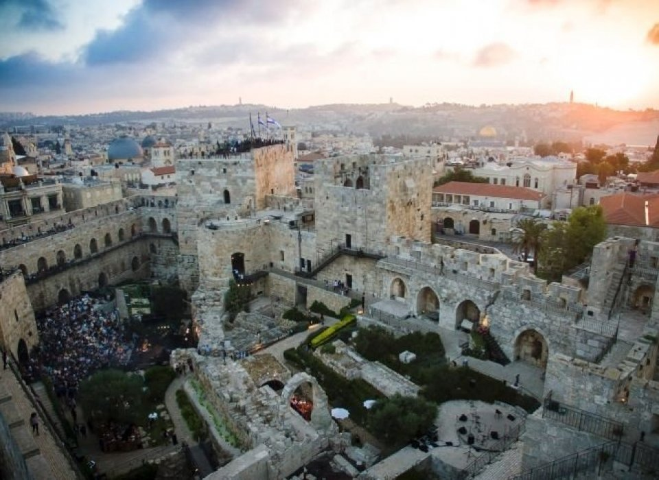 Trump, Take Note: How Jerusalem Went From Hosting 16 Embassies to Zero