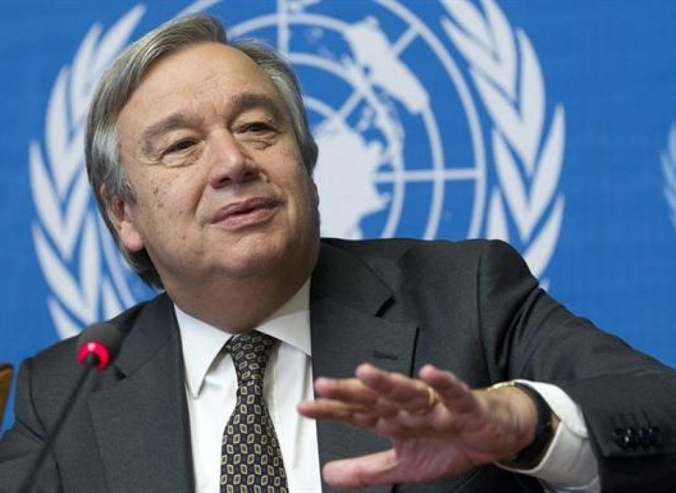 Open letter to António Guterres, Secretary-General of the United Nations