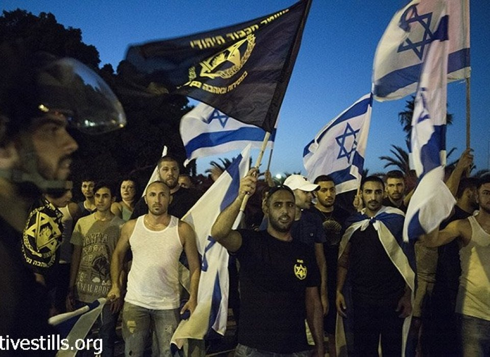 When racism in Israel becomes the 'legitimate right' of its Jewish citizens