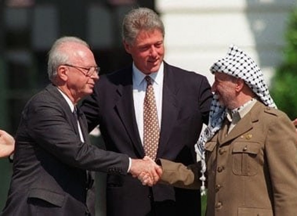Developing an Analytical Framework for Defining and Achieving Success through the Madrid Peace Conference of 1991 and the Oslo Accords