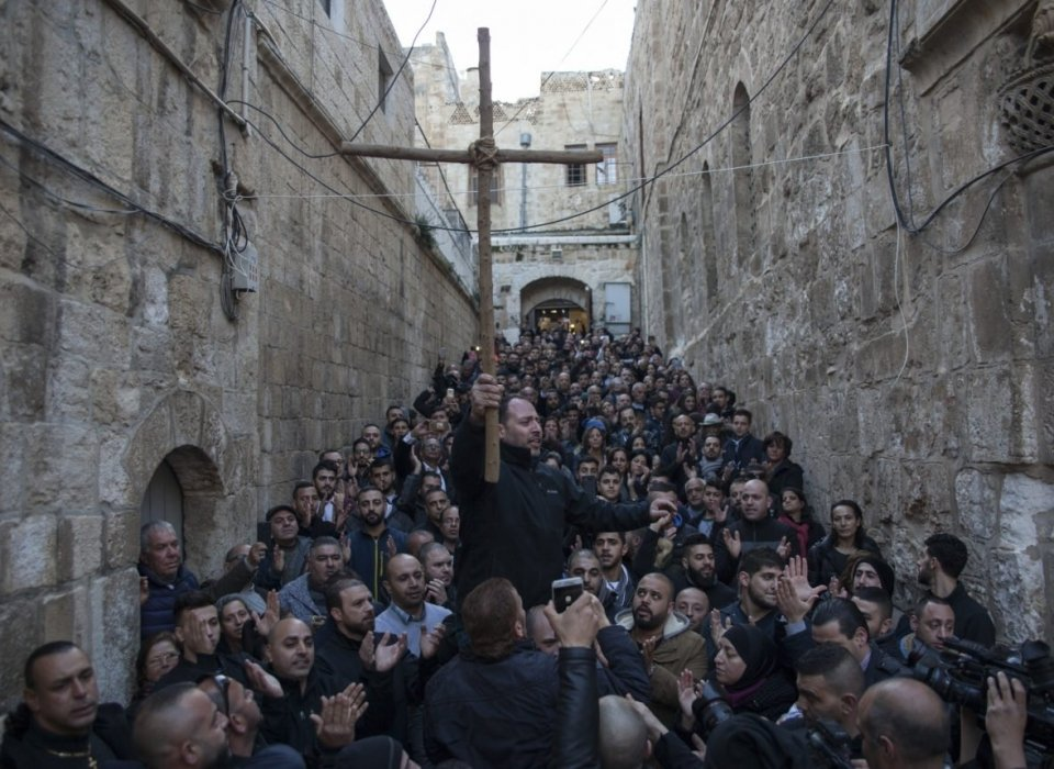 Palestinian Christians and Muslims call on faith communities to help end the occupation