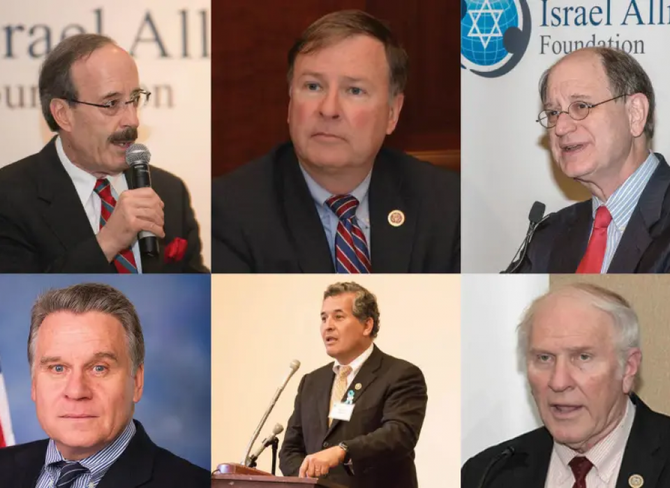 Pro-Israel groups reportedly break law, media & Congress look the other way