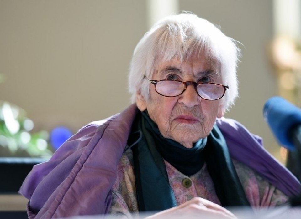 Why Auschwitz survivor Esther Bejarano supports BDS