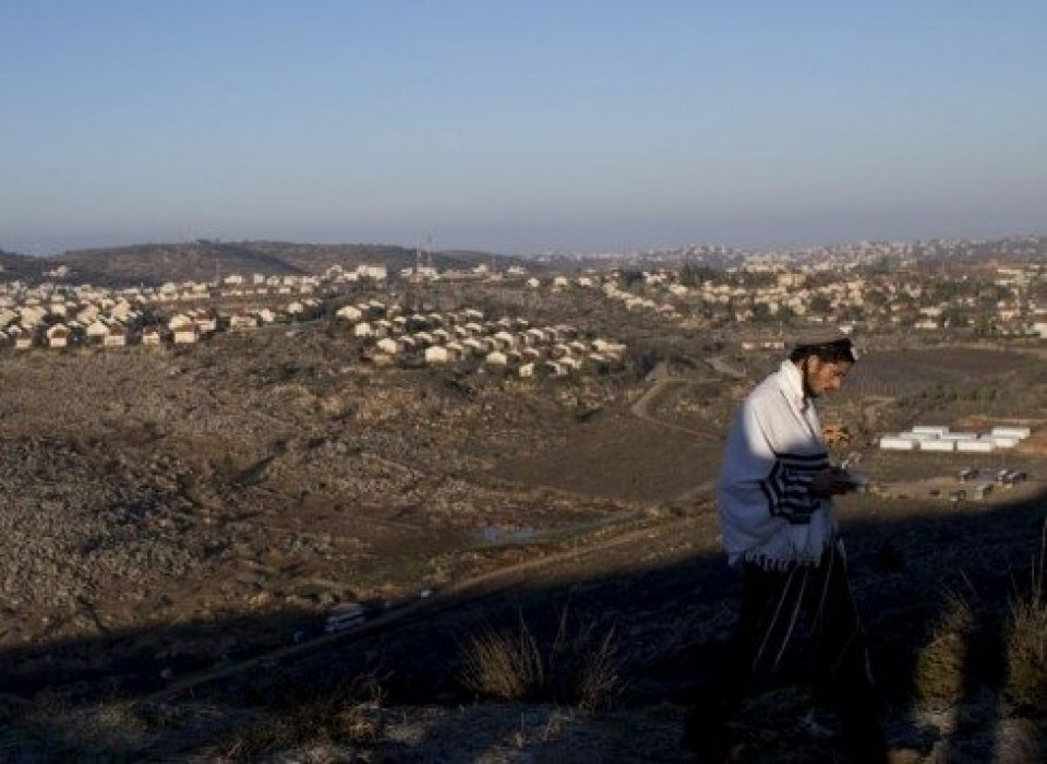 1,800 US rabbis call on Israel to end occupation, lay groundwork for peace