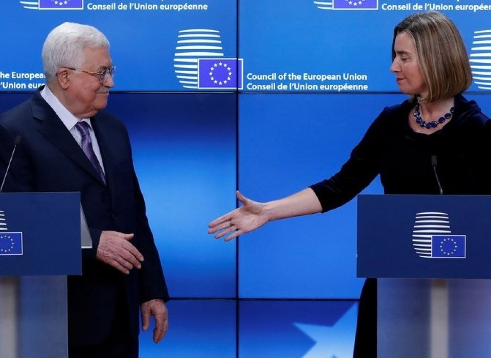 Europe starts preparing Mideast peace initiative
