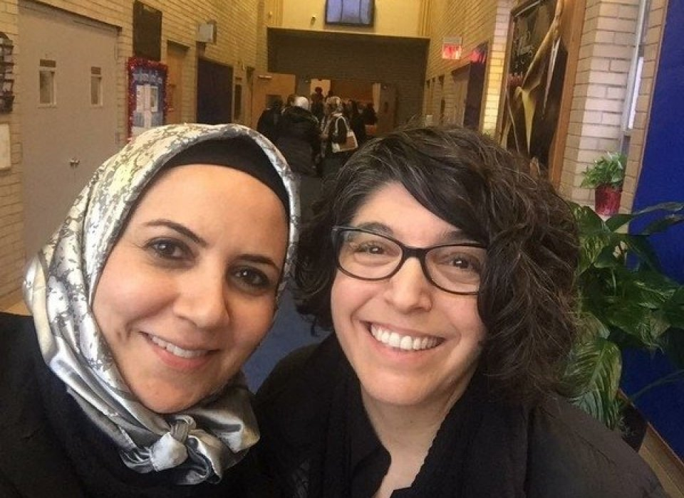If our Jersey sisterhood of Jews, Muslims can bond, so can the world | Opinion
