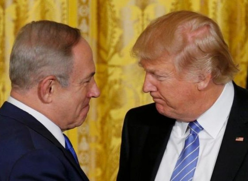 Resolving the Israel-Palestine conflict EXPECT NOTHING FROM TRUMP